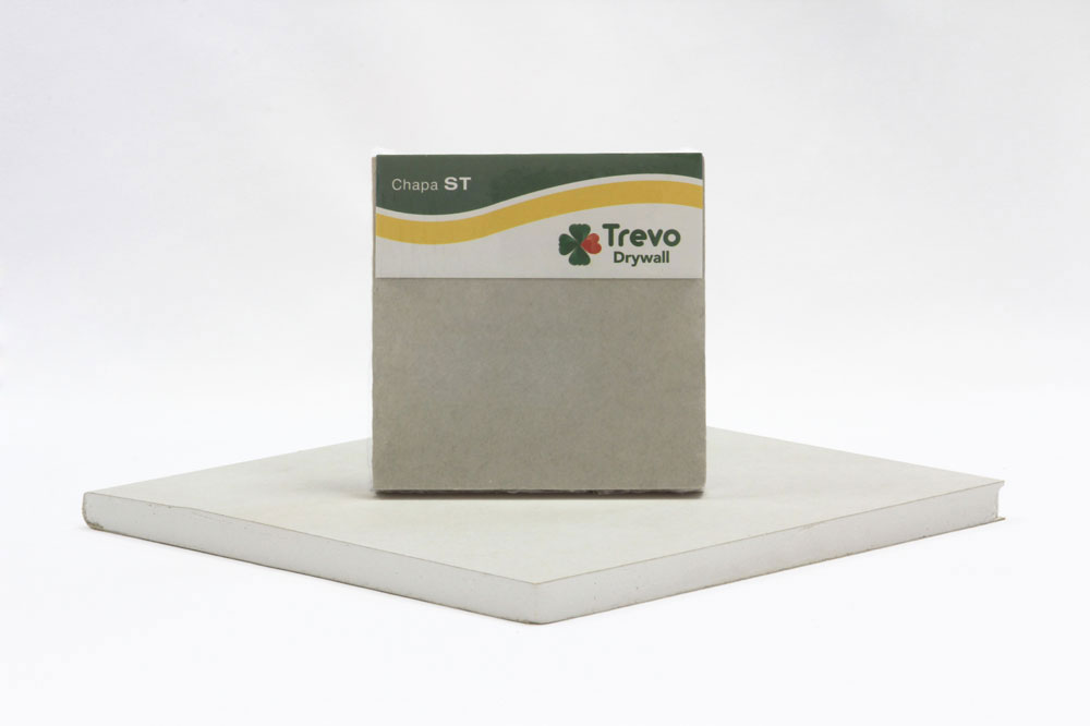 Drrywall Trevo ST BR 12,5 1200X1800 mm