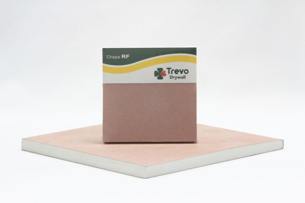 Drywall Trevo RF BR 12,5 1200X2400 mm